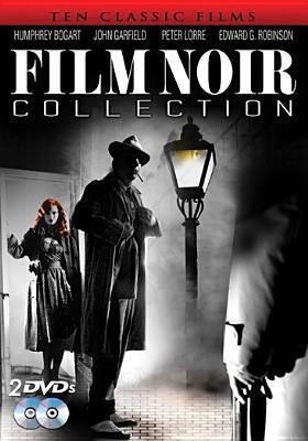 Film noir collection : 10 classic films.