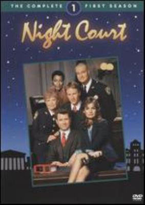 Night court. The complete first season.