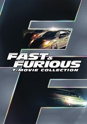 Fast & furious 7 movie collection.