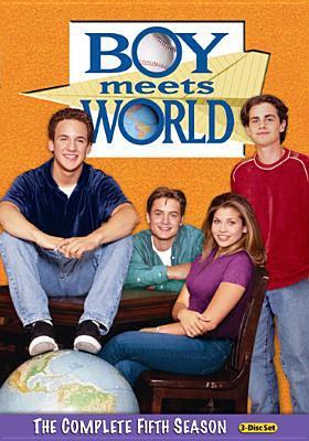 Boy meets world. The complete fifth season