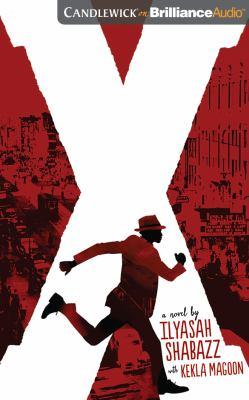 X : a novel (AUDIOBOOK)