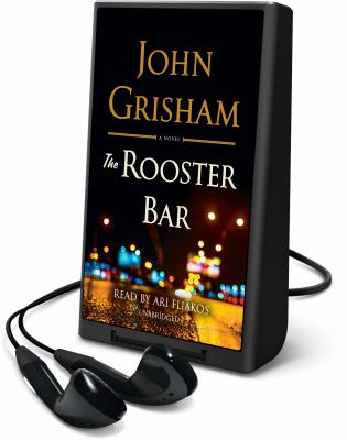 The rooster bar (AUDIOBOOK)