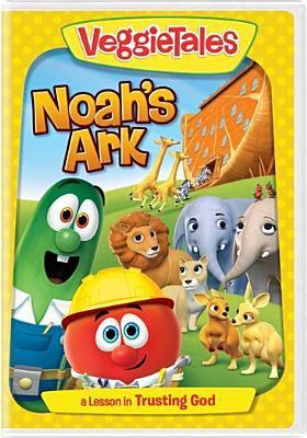 VeggieTales. Noah's ark