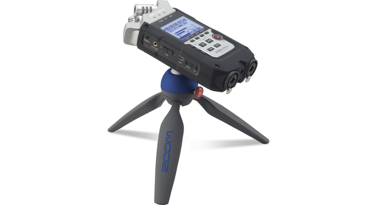 Digital Audio Recorder Kit #1 : Zoom H4N Pro Handy Recorder