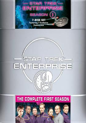 Star trek Enterprise. Season 1