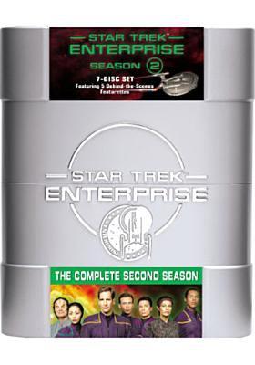 Star trek Enterprise. Season 2