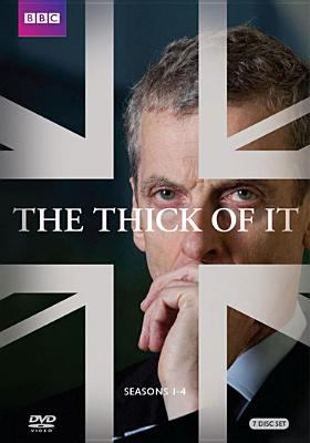 The thick of it. Seasons 1-4
