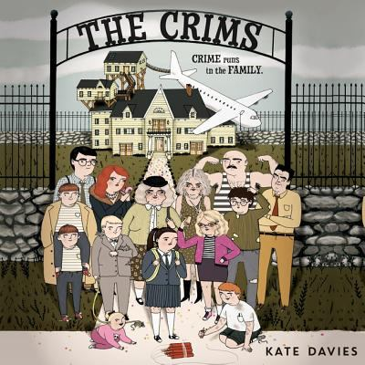 The Crims (AUDIOBOOK)