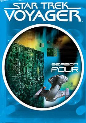 Star trek, Voyager. Season 4