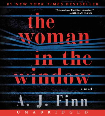 The woman in the window : a novel (AUDIOBOOK)