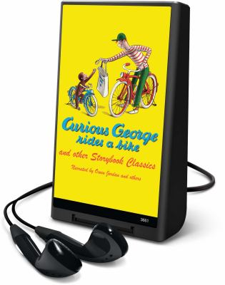 Curious George rides a bike : and other storybook classics. (AUDIOBOOK)