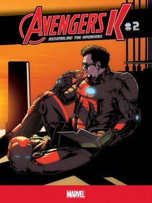 Avengers K, Assembling the Avengers. 2