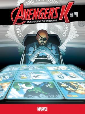 Avengers K, assembling the Avengers. 4