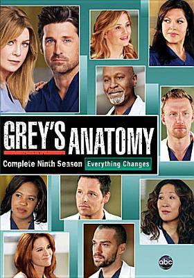Grey's anatomy. Complete ninth season
