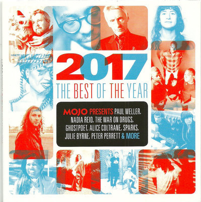 Mojo presents 2017 the best of the year.