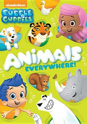 Bubble Guppies. Animals everywhere!
