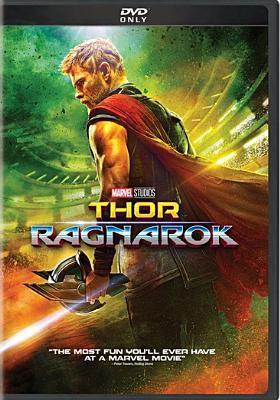 Thor. Ragnarok