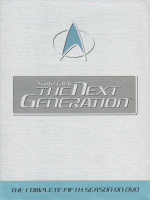Star trek, the next generation. Season five