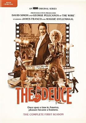 The deuce. The complete first season