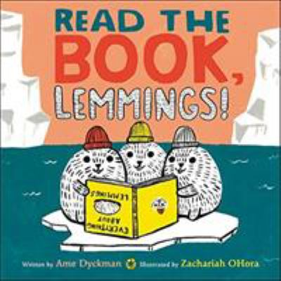 Read the book, lemmings! (AUDIOBOOK)