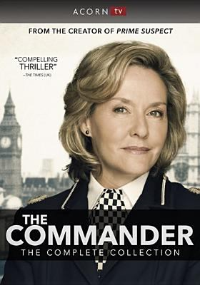 The Commander : the complete collection