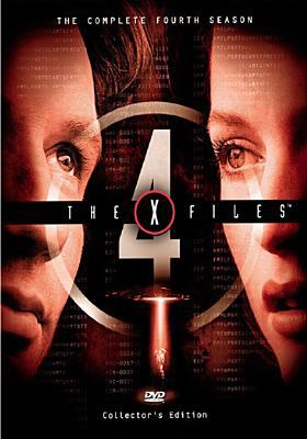 The X-files. The complete fourth season