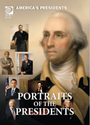 America's presidents : portraits of the presidents.