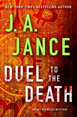 Duel to the death : an Ali Reynolds novel (LARGE PRINT)