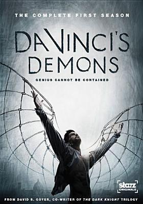 Da Vinci's demons. The complete first season