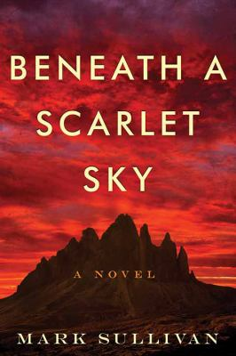 Beneath a scarlet sky (LARGE PRINT)