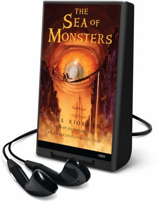 The sea of monsters (AUDIOBOOK)