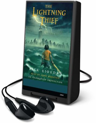 The lightning thief (AUDIOBOOK)