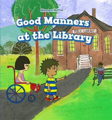 Good manners at the library