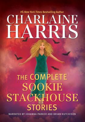 The complete Sookie Stackhouse stories (AUDIOBOOK)