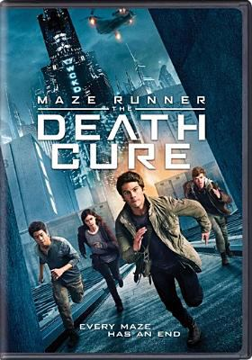 Maze runner. The death cure