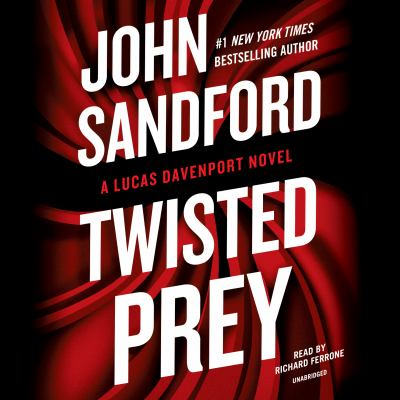 Twisted prey (AUDIOBOOK)
