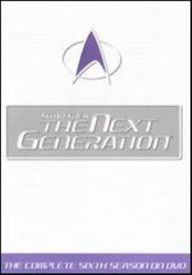 Star trek, the next generation. Season six