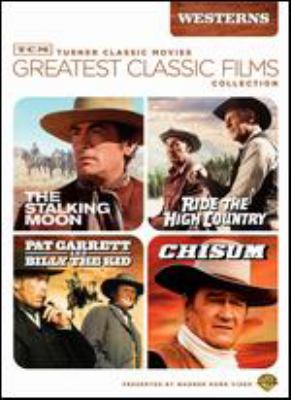 Greatest classic films collection. Westerns