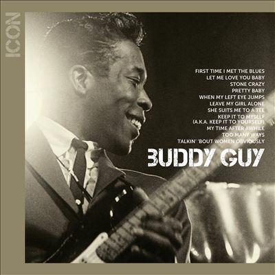 Buddy Guy.