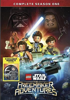 LEGO star wars, the Freemaker adventures. Complete season one