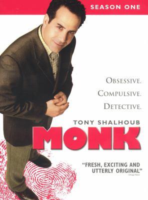 Monk. Season one