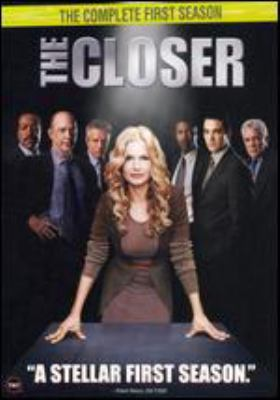 The closer : the complete first season