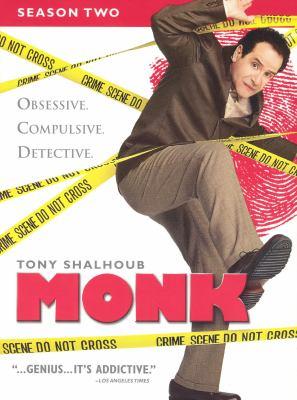 Monk. Season two