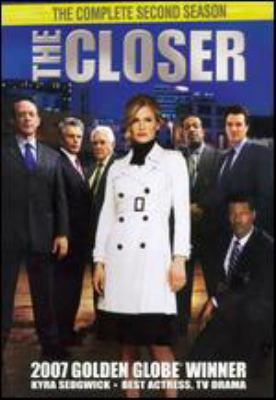 The closer. The complete second season