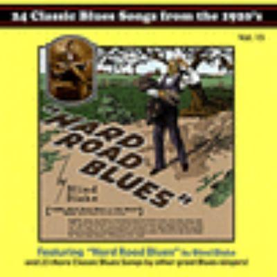 Blues Images presents...1920's blues classics. Vol. 15.