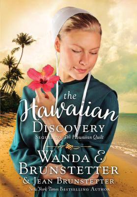 The Hawaiian discovery : sequel to the hawaiian quilt (LARGE PRINT)
