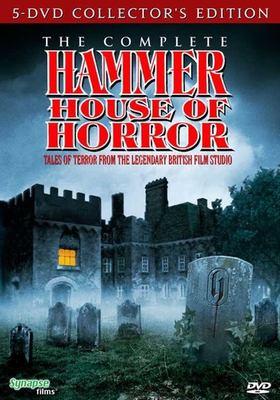 Hammer house of horror : tales of terror from the legendary British film studio