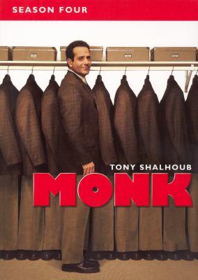 Monk. Season four
