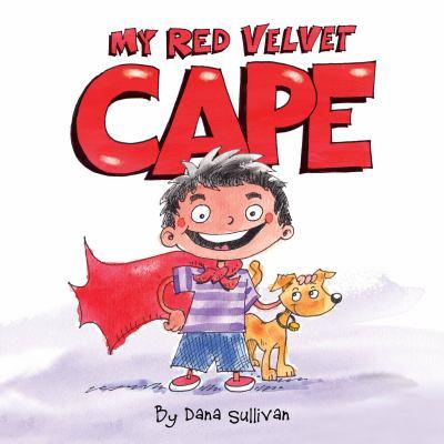 My red velvet cape