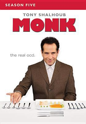 Monk. Season five